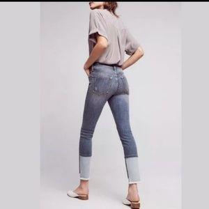 Anthropologie Pilcro  Script Jeans
